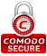 Сайт защищён SSL-сертификатом Comodo Positive
